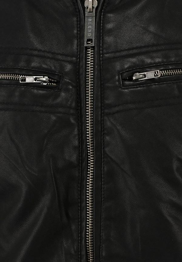 Кожаная куртка Blend (Бленд) 700241: изображение 3