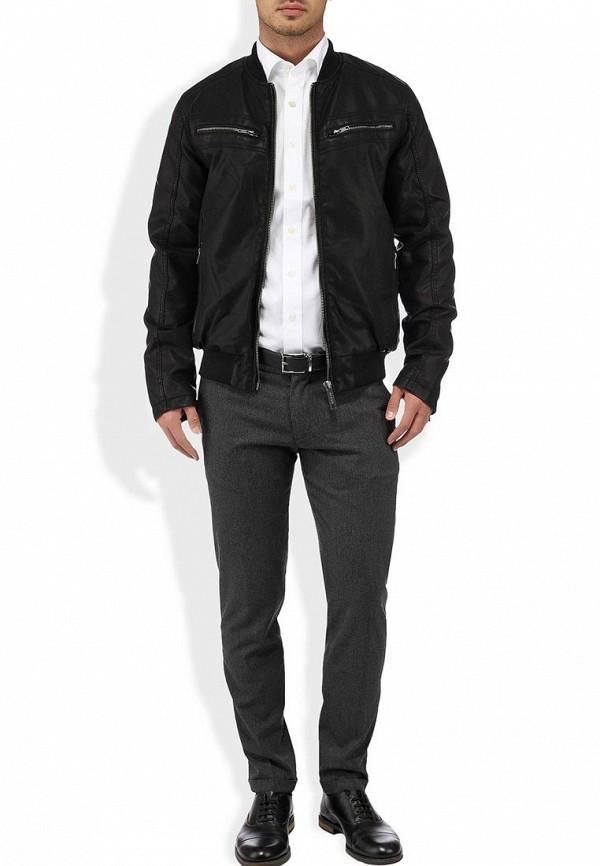 Кожаная куртка Blend (Бленд) 700241: изображение 4