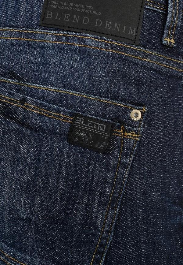 Мужские прямые джинсы Blend (Бленд) 700069: изображение 7