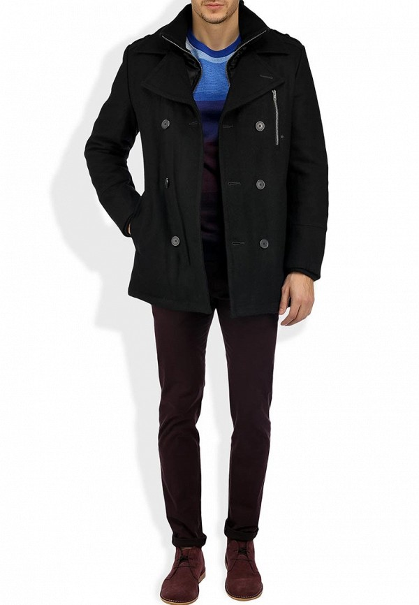 Мужские пальто Blend (Бленд) 151110-2119: изображение 4