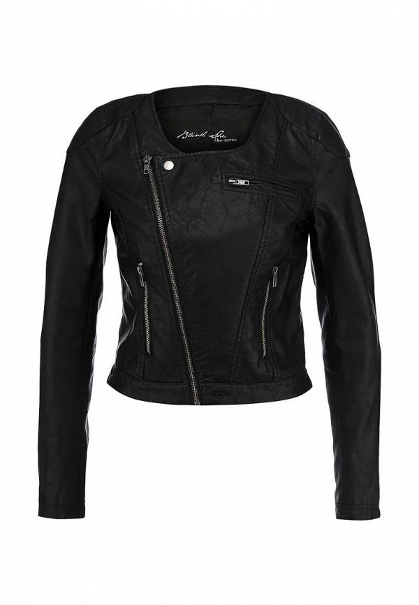 Кожаная куртка Blend (Бленд) 200922: изображение 2