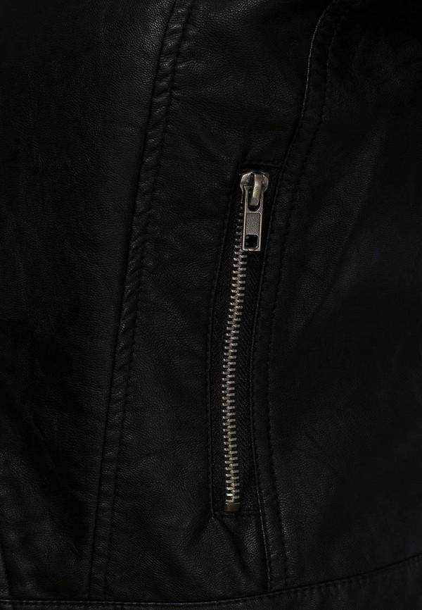 Кожаная куртка Blend (Бленд) 200922: изображение 4