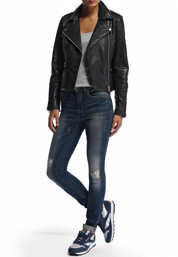 Зауженные джинсы Blend (Бленд) 200939: изображение 7