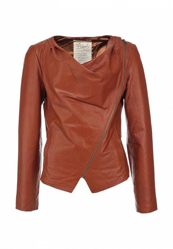 Кожаная куртка Blend (Бленд) 1547-40: изображение 1