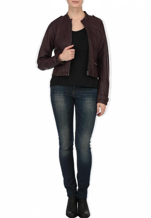 Кожаная куртка Blend (Бленд) 157310-5858: изображение 4