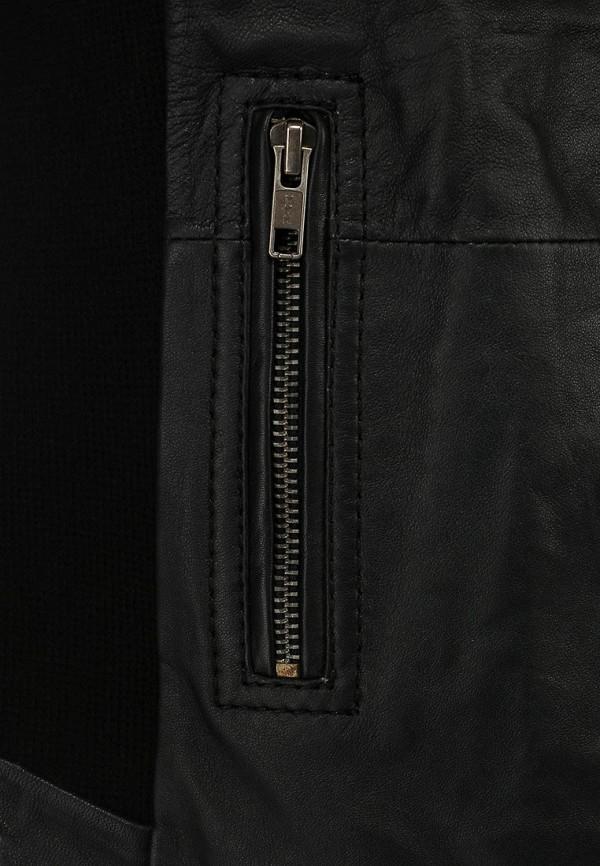 Кожаная куртка Blend (Бленд) 200150: изображение 3