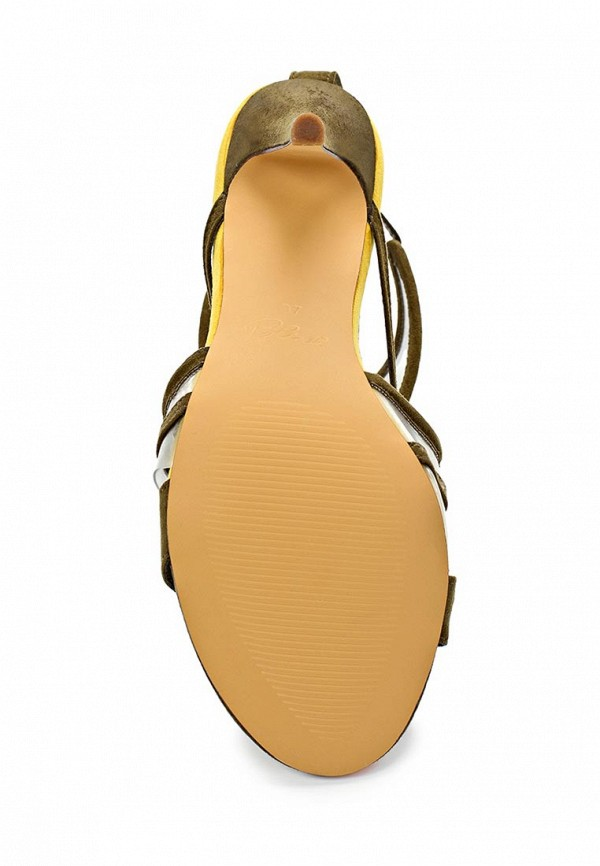 Босоножки на каблуке Blink 802073-BJ-1011: изображение 5