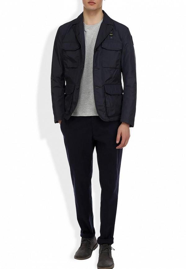 Джинсовая куртка Blauer 14sblub02093: изображение 7
