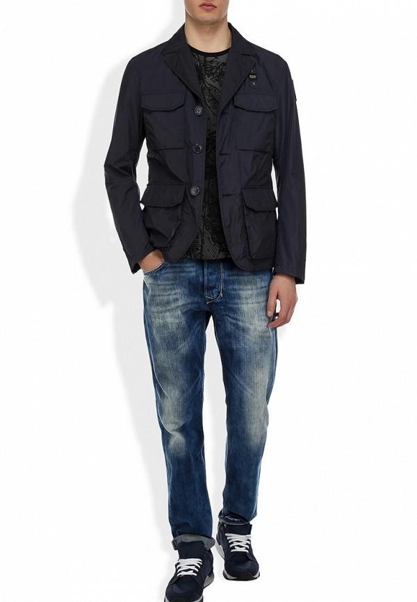 Джинсовая куртка Blauer 14sblub02093: изображение 11