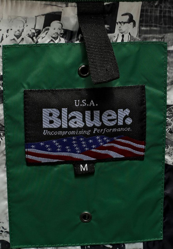 Джинсовая куртка Blauer 14sbluс01411: изображение 5