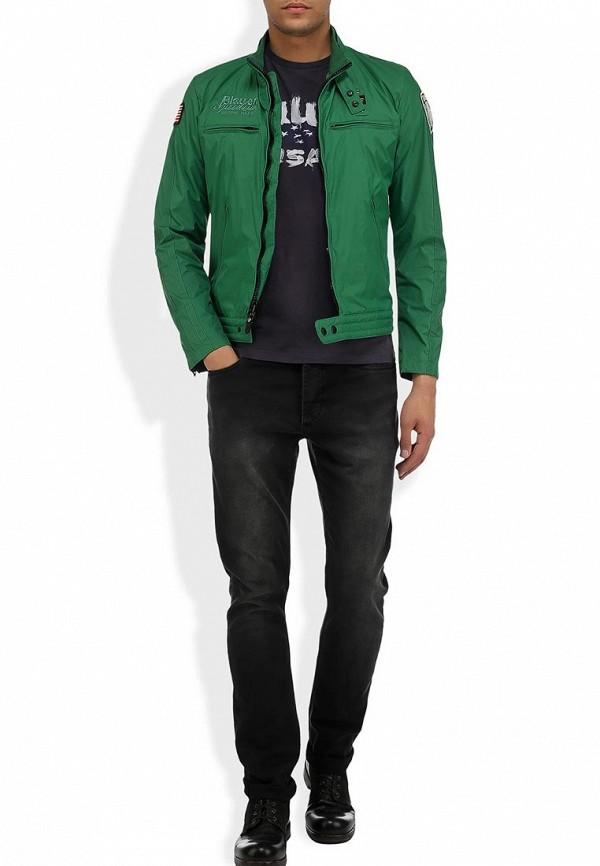 Джинсовая куртка Blauer 14sbluс01411: изображение 7