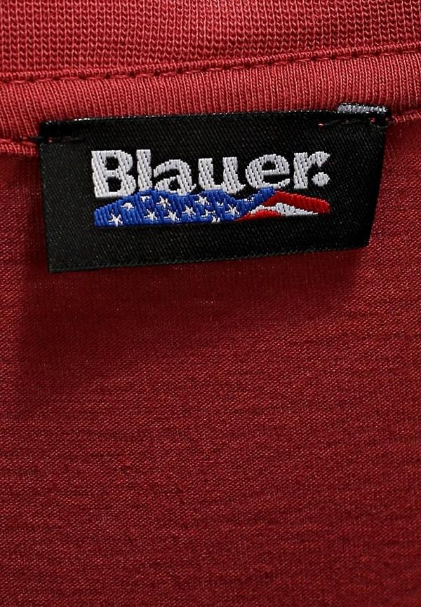 Футболка с надписями Blauer 14sbluh02436: изображение 5