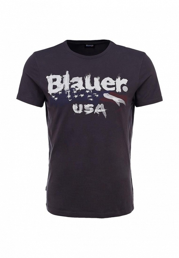 Футболка Blauer 14sbluh02436: изображение 1