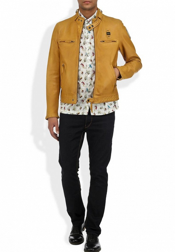 Куртка Blauer 14sblul02701: изображение 6