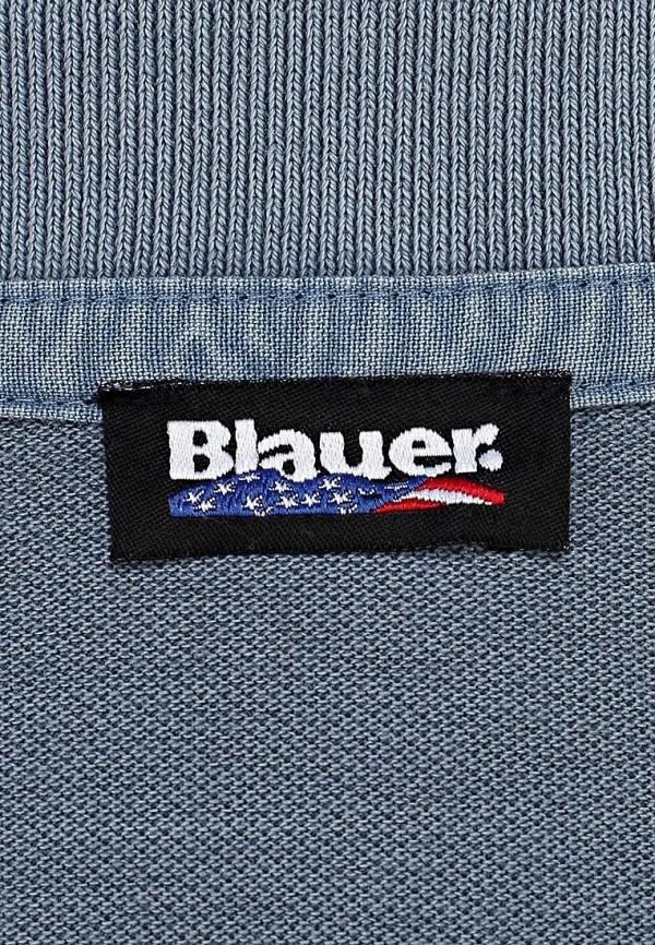 Мужские поло Blauer 14sblut02247: изображение 5