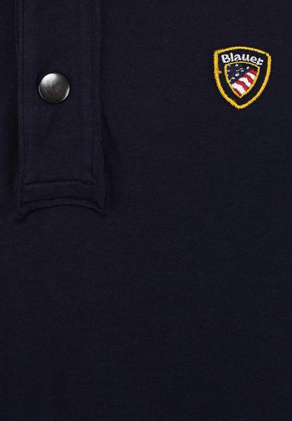 Мужские поло Blauer 14sblut02343: изображение 13