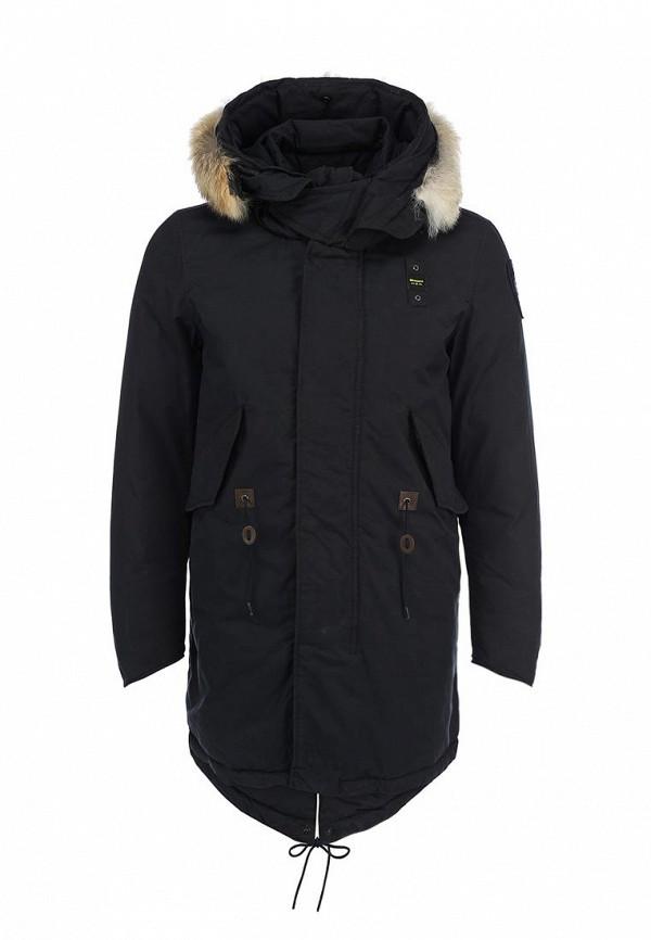Утепленная куртка Blauer 14wbluk03912: изображение 8