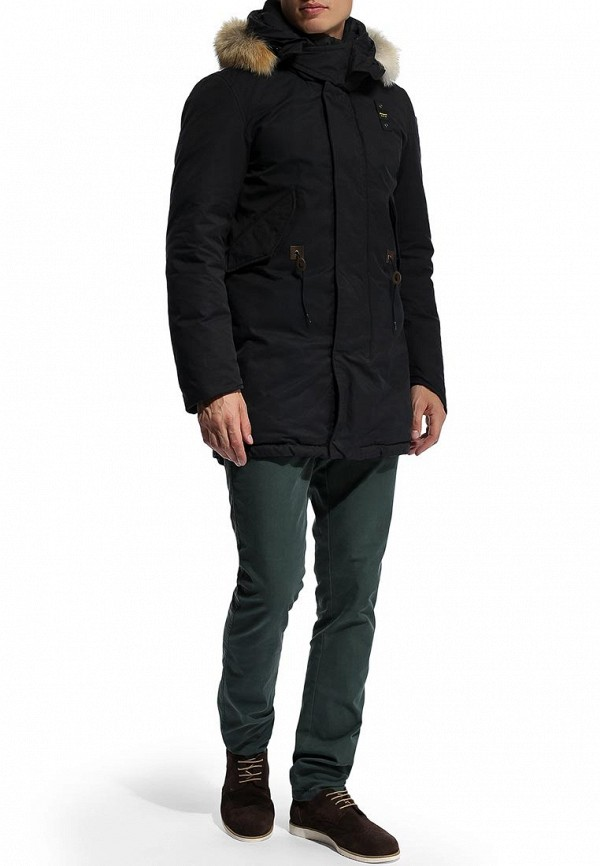 Утепленная куртка Blauer 14wbluk03912: изображение 12