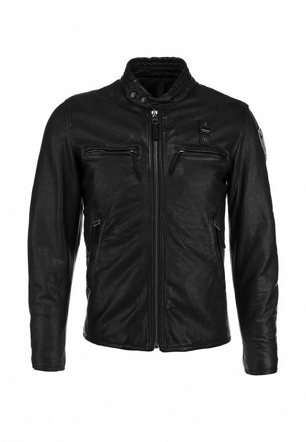 Кожаная куртка Blauer 14wblul01327: изображение 2