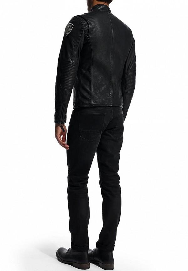 Кожаная куртка Blauer 14wblul01327: изображение 10