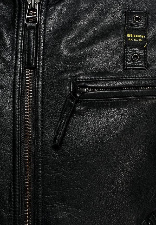 Кожаная куртка Blauer 14wblul01327: изображение 12