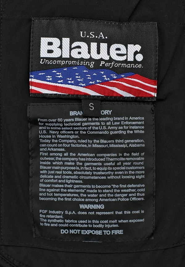Пуховик Blauer BLD0632-2219: изображение 3