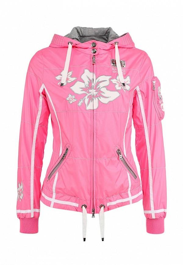 Ветровка Bogner Sport BO007EWGS596. Цвет: розовый