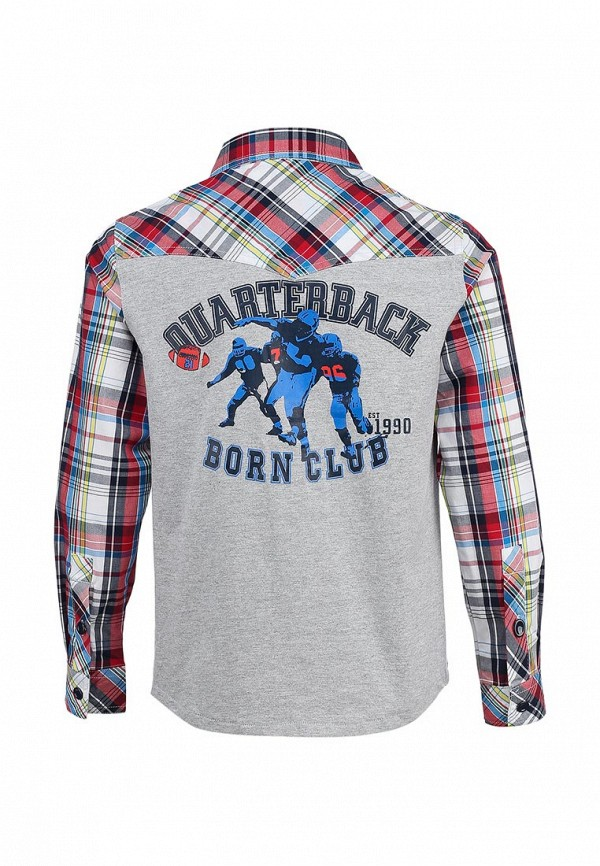 Рубашка Born 13-1035-Cкрасный: изображение 2