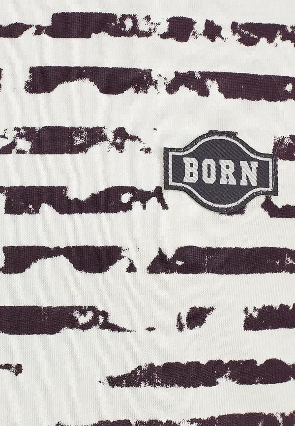 Футболка Born 13-2040-HАфиолетовый/белы: изображение 3