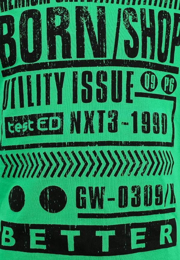 Футболка Born 13-2054-Eзеленый: изображение 3
