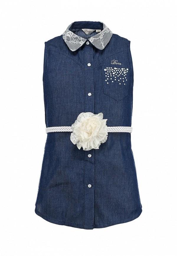 Блуза Born 13-2023-GTтмн-синий: изображение 2