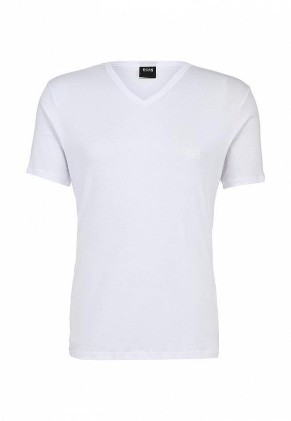 Домашняя футболка Boss 50236754: изображение 2
