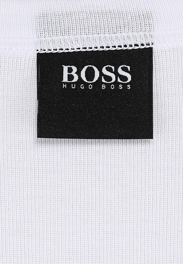 Домашняя футболка Boss 50236754: изображение 5