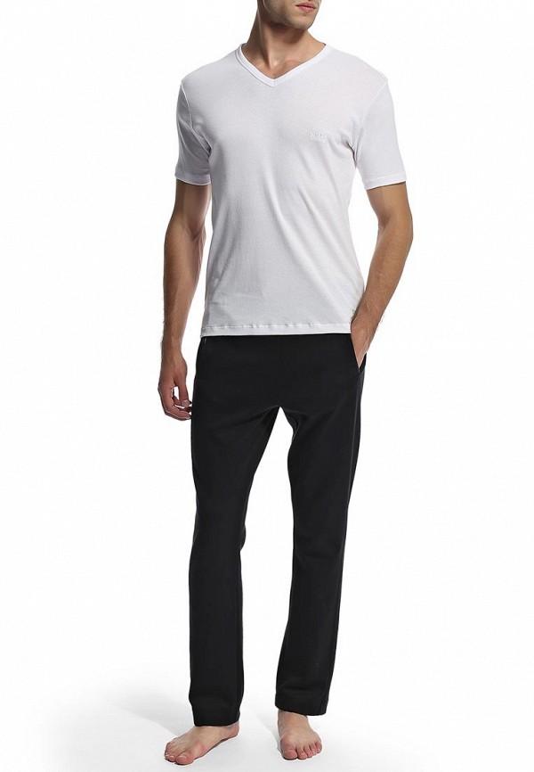 Домашняя футболка Boss 50236754: изображение 7
