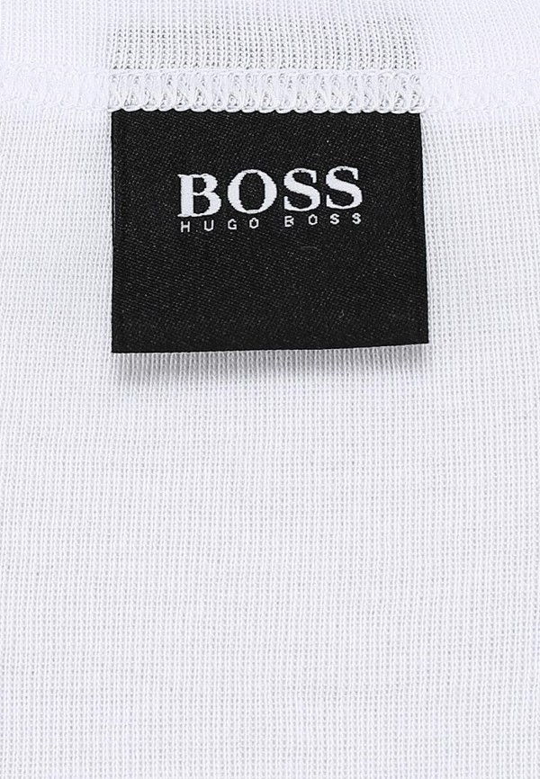 Домашняя футболка Boss 50236755: изображение 2