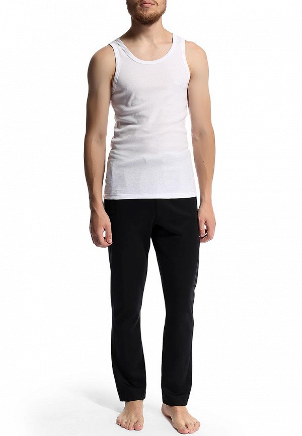 Домашняя футболка Boss 50236755: изображение 3