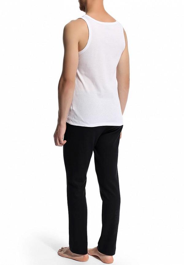 Домашняя футболка Boss 50236755: изображение 4