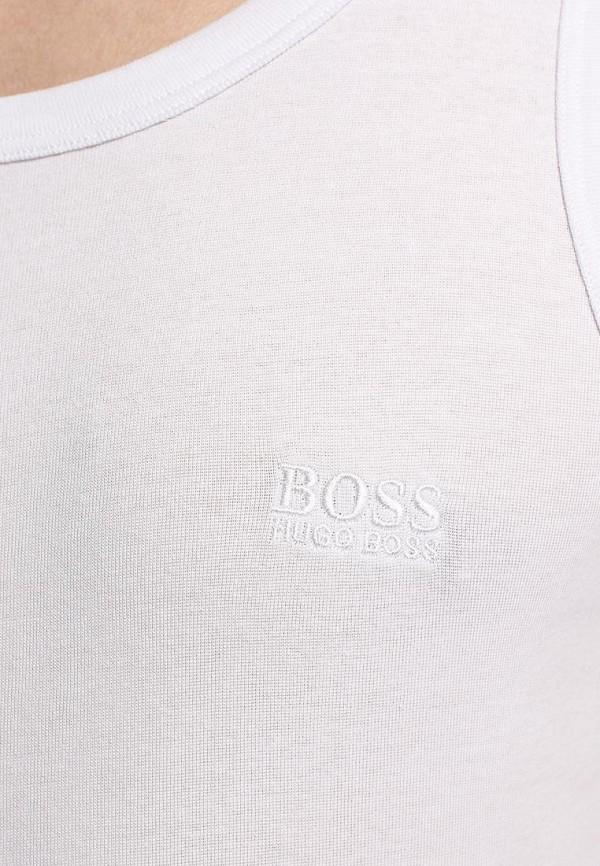 Домашняя футболка Boss 50236755: изображение 5