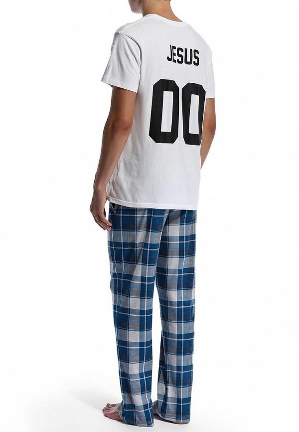 Мужские домашние брюки Boss 50260118: изображение 9