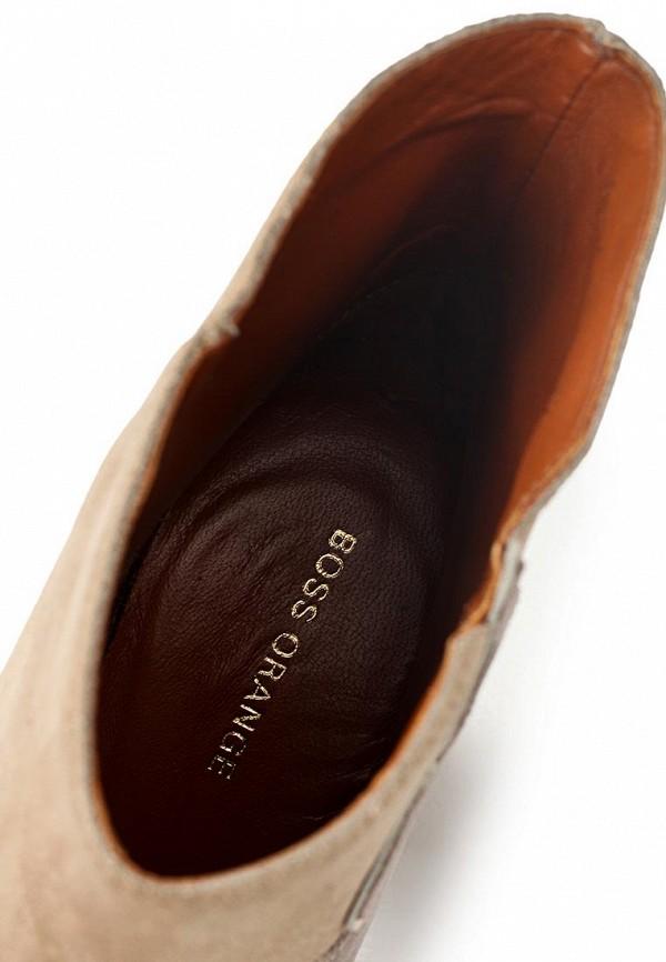 Сапоги на каблуке Boss Orange 50262204: изображение 15