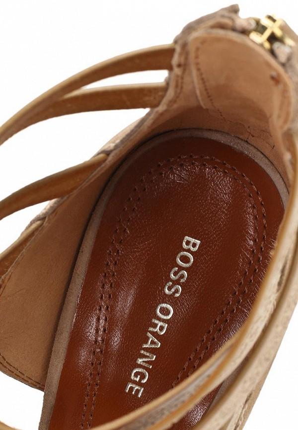 Босоножки на каблуке Boss Orange 50262340: изображение 15