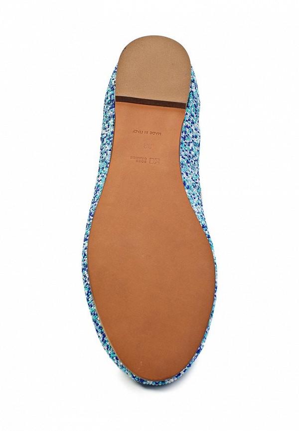 Туфли на плоской подошве Boss Orange 50245073: изображение 3