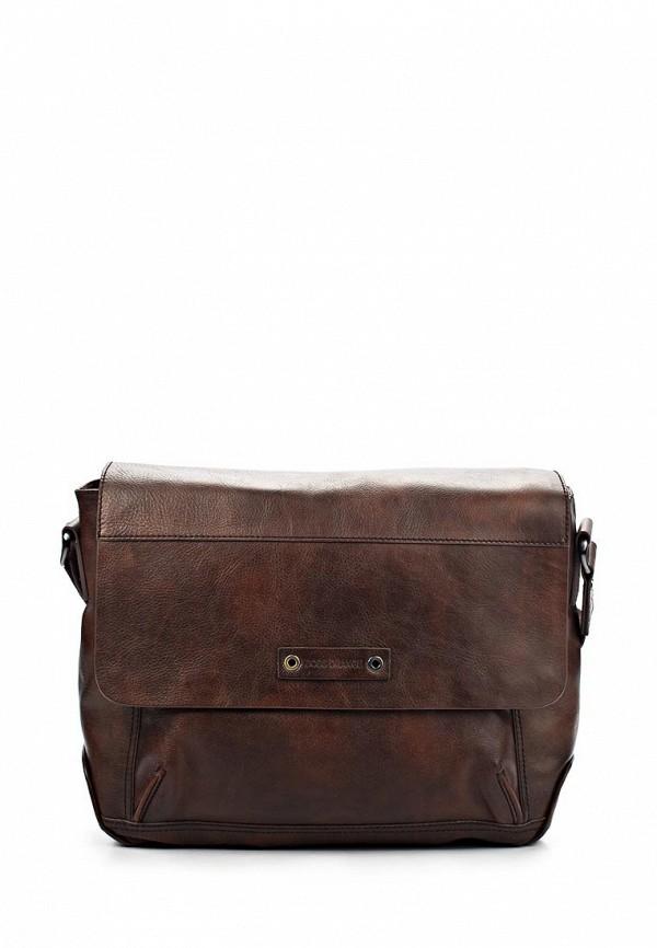Кожаная сумка Boss Orange 50274020: изображение 2