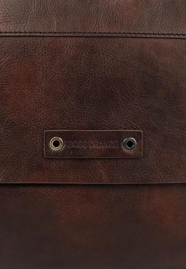 Кожаная сумка Boss Orange 50274020: изображение 8