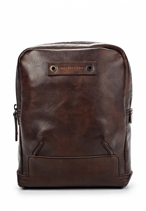 Кожаная сумка Boss Orange 50274031: изображение 2