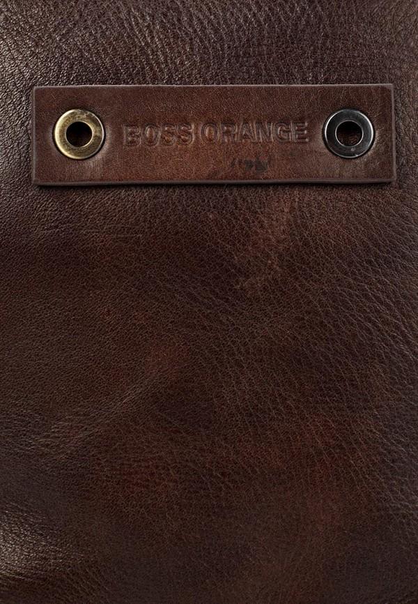 Кожаная сумка Boss Orange 50274031: изображение 4