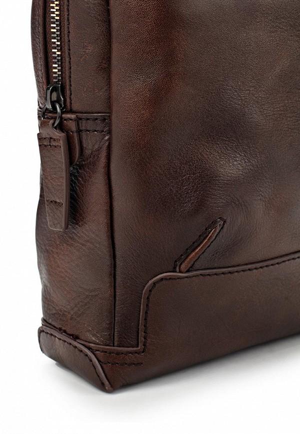 Кожаная сумка Boss Orange 50274031: изображение 6