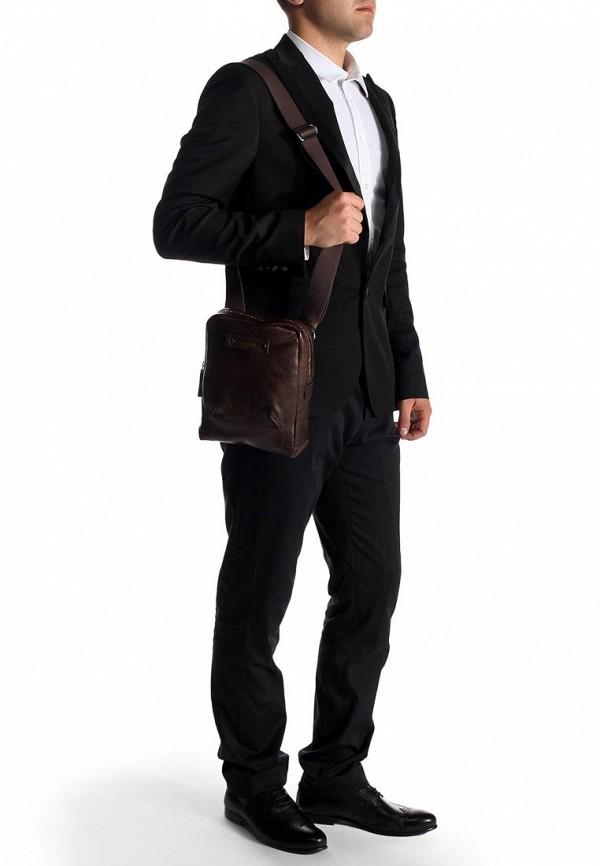 Кожаная сумка Boss Orange 50274031: изображение 10