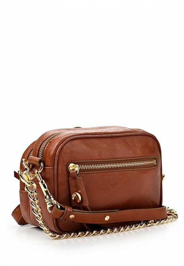 Кожаная сумка Boss Orange 50261631: изображение 2