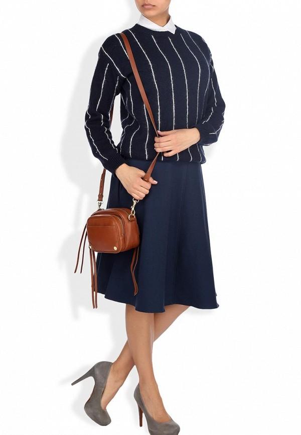 Кожаная сумка Boss Orange 50261631: изображение 4